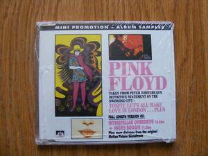 FS: Pink Floyd-Depeche Mode-Motorhead Promo Picture Disc CD's London Ontario image 1