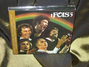 COFFRET 1 FOIS 5 CD + DVD City of Montréal Greater Montréal image 1