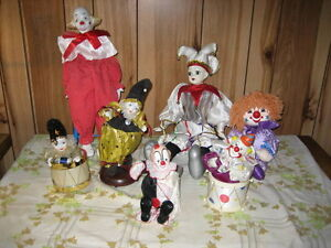 Musical Clown Collection