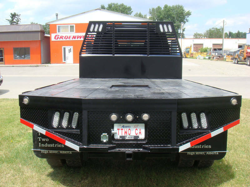 Custom Truck Bodies Truck Decks Flatbed Flat Deck