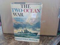 THE TWO OCEAN WAR
