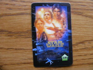 "FS: ""Star Wars"" Phone Cards London Ontario image 3"