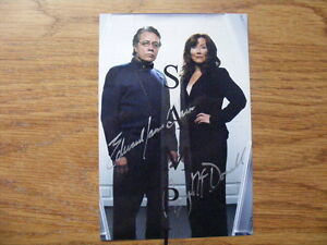 FS: Mary McDonnell & Edward James Olmos (Battlestar Galactica)