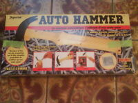 auto hammer $10 / 80pc.ratchet set $180 /