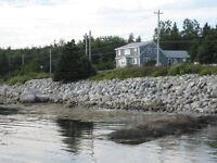Ocean View Home overlooking Port Mouton Bay