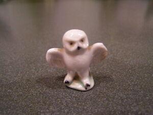Wade Porcelain Owl