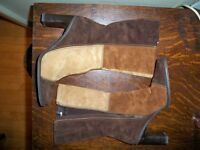 ~*~Aldo Leather  Boots size 7~*~