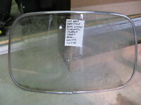 1949 NASH AMBASSADOR REAR WINDOW AND STAINLESS TRIM--RARE