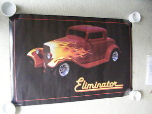 "FS: ""Eliminator 1932 Ford Coupe"" Litho Sheet"