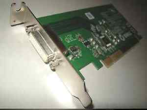 DELL FH868 PCI-E LOW PROFILE VIDEO CARD     ( X14-201)