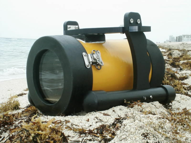 Dvd Learn How To How To Make Nemo 200 Underwater Video Camera Housing 200 Feet