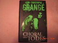 Jean-Christophe Crangé - Choral des Todes Bochum - Bochum-Süd Vorschau