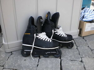 INLINE SKATES SIZE 8 Men's / Boy's ( Senior ) Windsor Region Ontario image 1