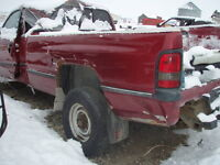 Dodge Ram boxes, doors, tailgates etc,  1994-2002