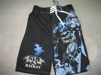 BRAND NEW Batman Swim Trunks - Size 6
