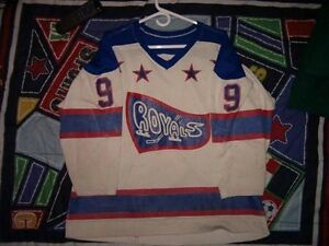 Cornwall Royals hockey jerseys Cornwall Ontario image 1