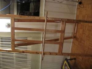 Toile intitulée : Les pharaons 100$ + trépied en bois 100$ West Island Greater Montréal image 4