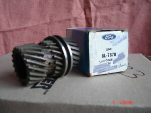 Various parts for vintage Borg/ Warner overdrive transmissions London Ontario image 3