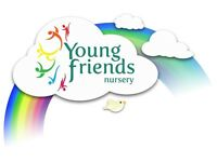 Apprentice Needed For Young Friends Nursery in Hove