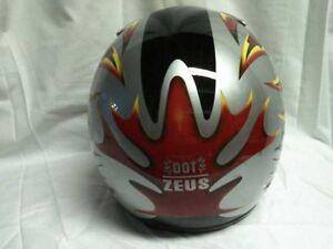 New Zeus Kids Dirt Bike Helmet At 50% off Windsor Region Ontario image 4