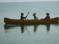 CANOES INVENTORY CLEAROUT SALE ON ALL KEVLAR CANOES.