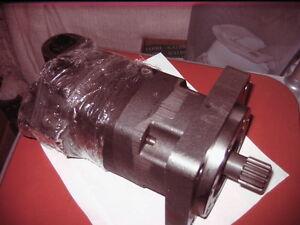 New Eaton Char-Lynn hydraulic motor