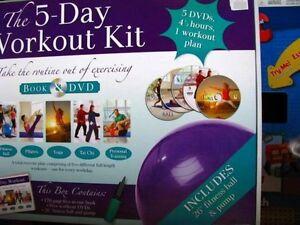 5 Day Workout Kit