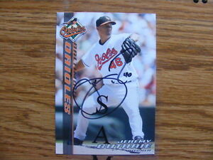"""FS: Baltimore Orioles """"Autographed"""" Photos/Items London Ontario image 2"""