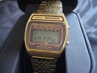 CASIO H104 Melody Alarm WATCH * LCD VINTAGE Uhr Herrenuhr RARE Bremen - Hemelingen Vorschau