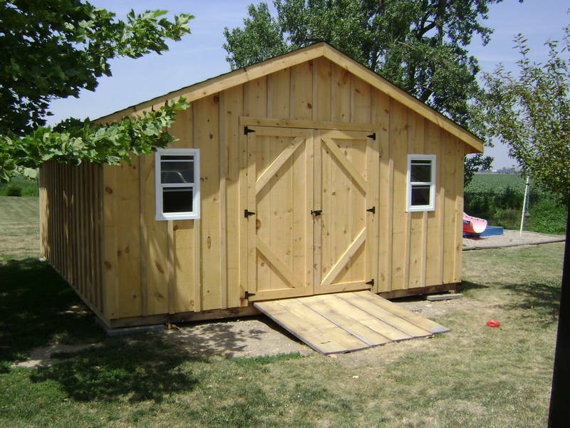 16x20 Portable Shed Outdoor Tools Amp Storage Chatham