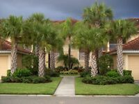Naples Florida - Golf and Beach Condo