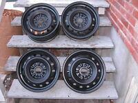 15 inch OEM Toyota Rims (original Equipment)