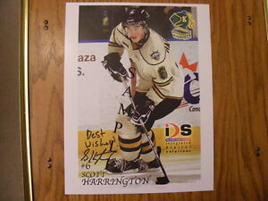 """FS: 2009-2010 London Knights """"Autographed"""" Player Photos London Ontario image 2"""