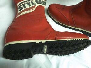 New Styl Martin Race Replica Racing Boots Windsor Region Ontario image 7