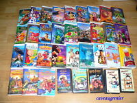 VHS VIDEO DISNEY ENGLISH PICK YOUR CHOICE