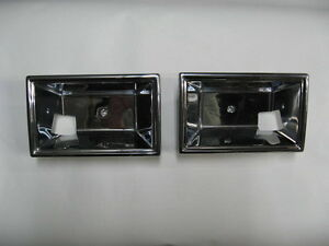 GM parts Head lamp bezel,couverts de valise,vitres,door lock