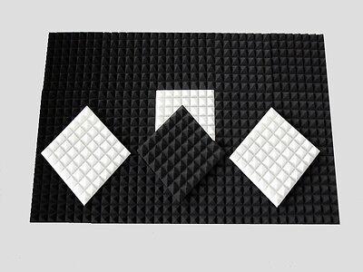 Pyramidenschaum Dämmung Schallschutz Akustikschaum Noppenschaum Schaumstoff