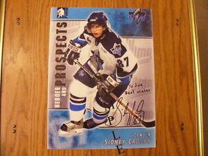 FS: 2004-05 OHL Autographed Photos
