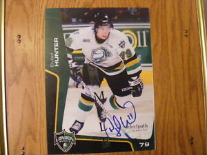 FS: 2005-06 OHL (Ontario Hockey League) Autographed Photos London Ontario image 1