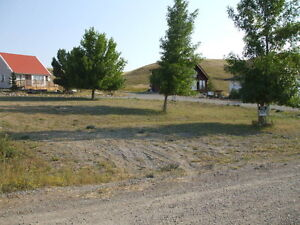 Recreational lot at Castleview Ridge Estates - Old Man Dam