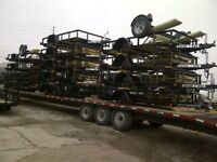 CARGO, ENCLOSED & UTILITY OPEN TRAILERS @ BROTHER'S IN TORONTO,