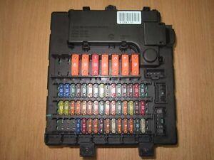 2006 bmw 525i fuse box location 2006 bmw e85 z4 / interior fuse box 8378113 | ebay