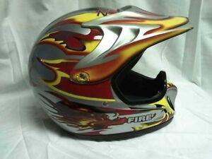 New Zeus Kids Dirt Bike Helmet At 50% off Windsor Region Ontario image 1