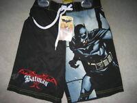 BRAND NEW Batman Swim Trunks - Size 5