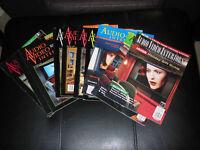 Magasines magazines audio et video