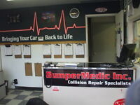 Bumper Medic Autobody  Tired of wating, Taking App Now