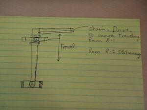 Truck Shop Hoist Double $5000.00