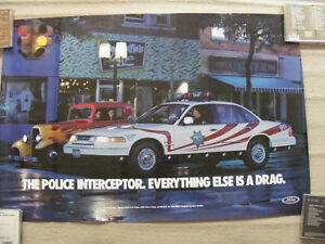 """FS: Ford Motor Co. Crown Victoria """"Police Interceptor"""" ('32 Ford London Ontario image 1"""