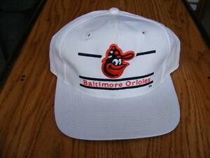 """FS: """"Baltimore Orioles"""" Baseball Caps (never worn)"""