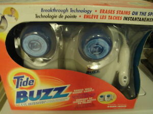 NEW Black and Decker Tide Buzz Stain Remover